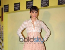 Lakme Fashion Week press conference Photos