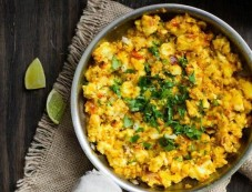 Paneer Bhurji Recipe Photos