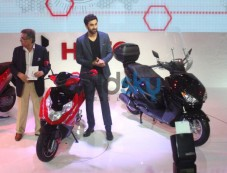 Ranbir Kapoor at Auto Expo 2014 Photos