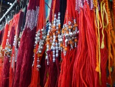 Red Thread Or Kalava Photos