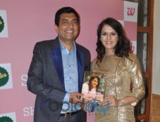 Sanjeev Kapoor Launches Shipra Khanna's Book Photos