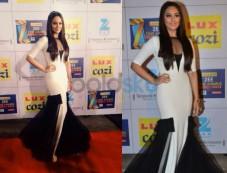 Sonakshi Sinha stuns at Zee Cine Awards 2014 Photos