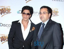 SRK launches Discovery Channel New show Photos