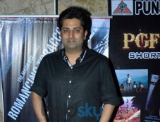 Sumeet Tapoo during PGF Expressions Photos