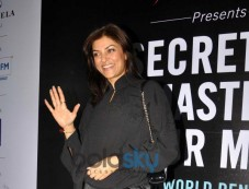 Sushmita Sen at The Secret to Master Your Mind event Photos