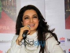 Tisca Chopra's Acting Smart book Conversation Photos