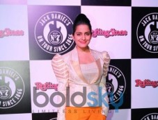 Vishkha Singh stuns at Jack Daniel's Annual Rock Awards Photos