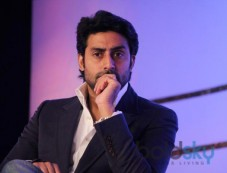 Abhishek Bachchan at FICCI Frames 2014 Photos