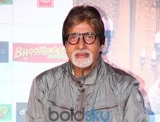 Amitabh Bachchan at BhoothnathReturns promotion Photos
