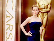 Amy Adams stuns on red carpet at Oscars 2014 Photos