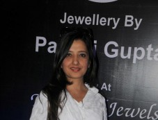 Amy Billimoria at the Contemporary Indian Jewellery Showcase Photos
