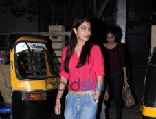 Anushka Sharma snapped at PVR Juhu Photos