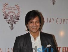 Vivek Oberoi at Absolut Elyx Party Hosted By Sanjay Gupta Photos