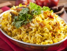 Corn Biryani Photos