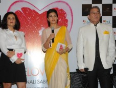 Jacqueline Fernandez at Launch of Book The Love Diet Photos