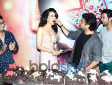 Kangana Ranaut during Queen success bash Photos