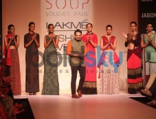 LFW 2014 Soup Sougat Paul show Photos