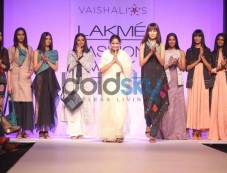 LFW 2014 Vaishali S Show Photos