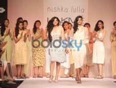 LFW resort 2014 Nishika lulla show Photos