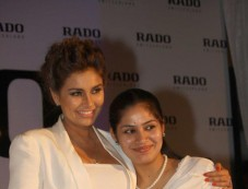 Lisa Ray launched new Rado watch Photos