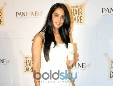 Mahi Gill during launch of new Pantene Photos