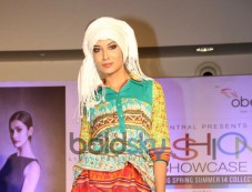 Model ramp walk during Summer Collection unveil Of Central Photos