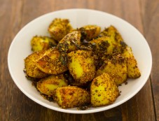 Tangy Masaledar Aloo Recipe Photos