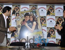 Varun Dhawan unveil Stardust magazine cover Photos