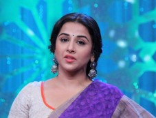 Vidya Balan at Women's Day special shoot Photos