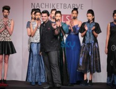 WIFW 2014 day 2 Nachiket Barve show Photos