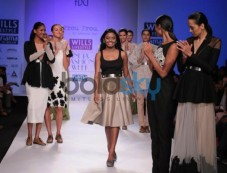 WIFW 2014 day 3 Archana Rao show Photos