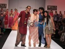 WIFW 2014 day 3 Urvashi Kaur show Photos