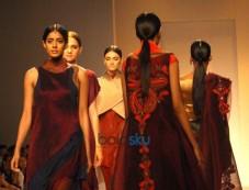 WIFW 2014 Kiran Uttam Ghosh show Photos