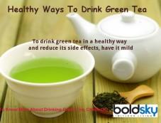 5 Benefits Of Green Tea With Honey Photos