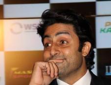 Abhishek Bachchan at the Pro Kabaddi League press conference Photos