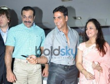 Akshay Kumar at Tolpar Knife Training & unarmed combat training session Photos