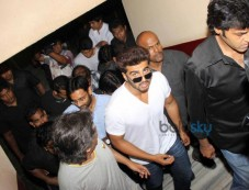 Arjun Kapoor promotes 2 states at Gaeity Galaxy theatre Photos