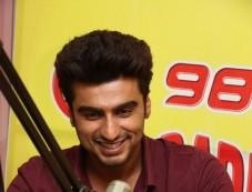 Arjun Kapoor at Radio Mirchi Photos