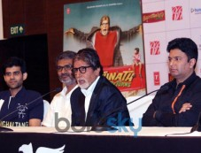 Bhoothnath Returns Promotion in New Delhi Photos