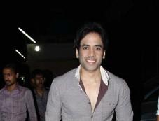 Tusshar Kapoor at Main Tera Hero Special Screening Photos