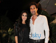 Celebs at Opening of Mayyur Girotra Couture Photos