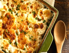 Cheesy Potato Au Gratin Recipe For Easter Photos