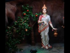 Devi Brahmacharini Second Goddess Of Navratri Photos