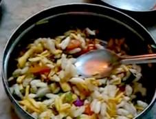 Easy Homemade Bhel Puri Recipe With Video Photos