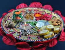 How To Do Kanjak Puja Photos