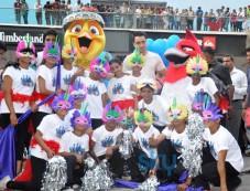 Imran Khan at Rio 2 promtion Photos