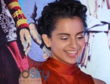 Kangana Ranaut stuns during Revolver Rani promotion Photos