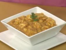 Paneer Corn Korma Recipe Photos
