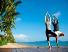 Power yoga Photos