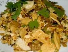 Quick & Easy Papad Ki Sabzi Recipe Photos